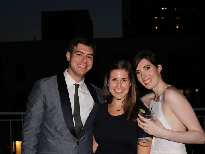 Tmx 1434390886503 Me With Lydia And Morris New York, NY wedding officiant