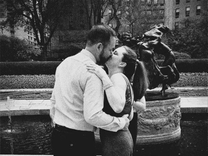 Tmx 1462223783576 Chantalpascalkiss New York, NY wedding officiant