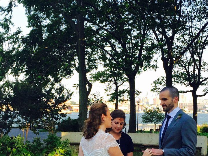 Tmx 1472583754149 Ceremony Pic New York, NY wedding officiant