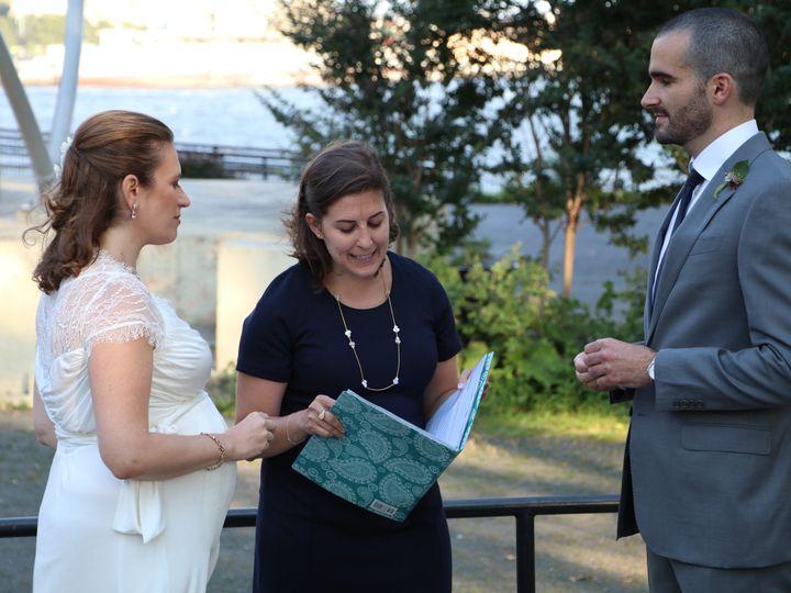 Tmx 1472583755447 Ceremony Pic 2 Norwalk, New York wedding officiant