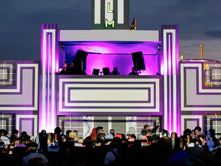 Tmx Live Dance Visuals T In The Park 51 1022311 Beverly Hills, CA wedding eventproduction
