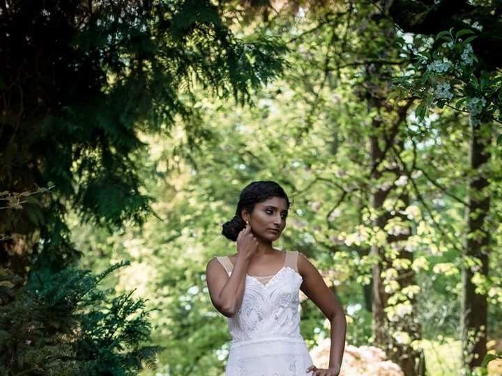 Tmx 1469158396414 Bride Photoshoot 1 Issaquah wedding beauty