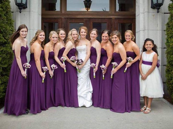 Tmx 1469159022986 Nichole Wedding Issaquah wedding beauty