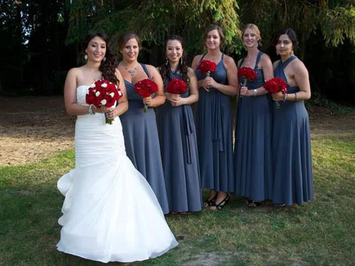 Tmx 1469159127275 Veronica Wedding Party Issaquah wedding beauty