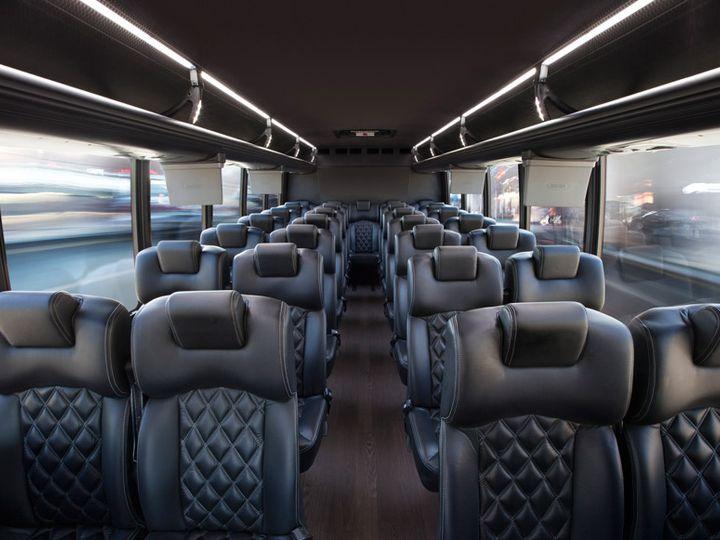 Tmx 30 Pax Inside 51 1043311 V1 Denver, CO wedding transportation