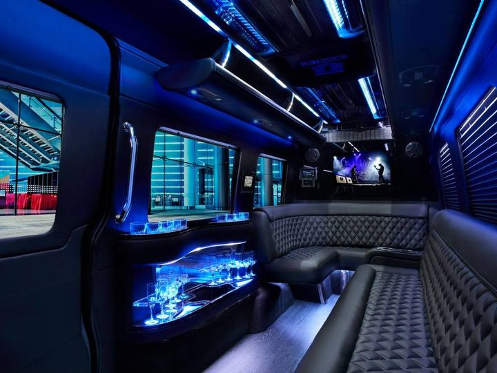 Tmx Sprinter Limo Int Rear 2015 51 1043311 V1 Denver, CO wedding transportation