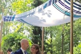 Heirloom Chuppahs and Wedding Canopies
