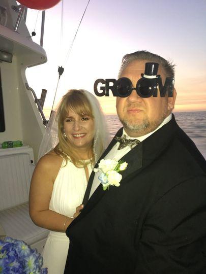 Boat Wedding