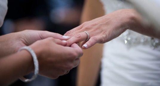Tmx 1434059791703 Lgbt Katherine  Naomi Rings 2 Pompano Beach, FL wedding officiant