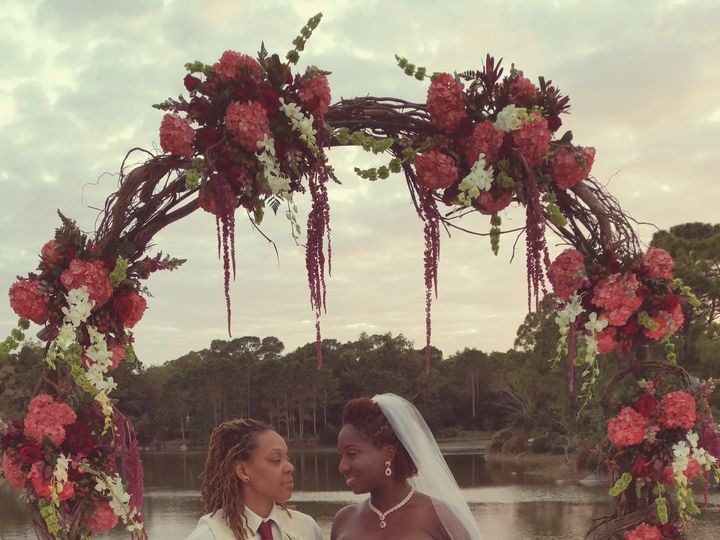 Tmx 1434083992997 Sabrina  Cheryl 1 Pompano Beach, FL wedding officiant