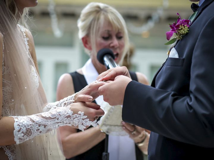 Tmx Casey Jordan 1 Rings 51 183311 Pompano Beach, FL wedding officiant