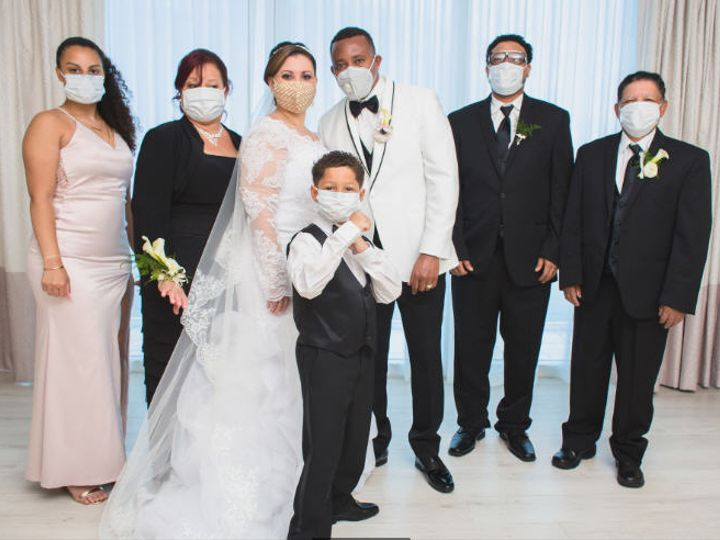 Tmx Kellee Wend Masks Couture Photography 51 183311 159897706342229 Pompano Beach, FL wedding officiant