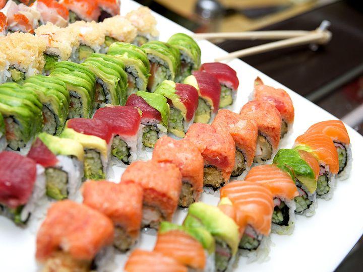 Tmx 1414159989303 Sushi 1 Wilton, New York wedding venue