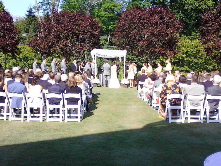 Tmx 1433772396068 Burger Ceremony 5 Wilton, New York wedding venue
