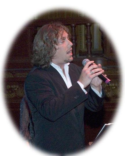 Nick Palance, singer