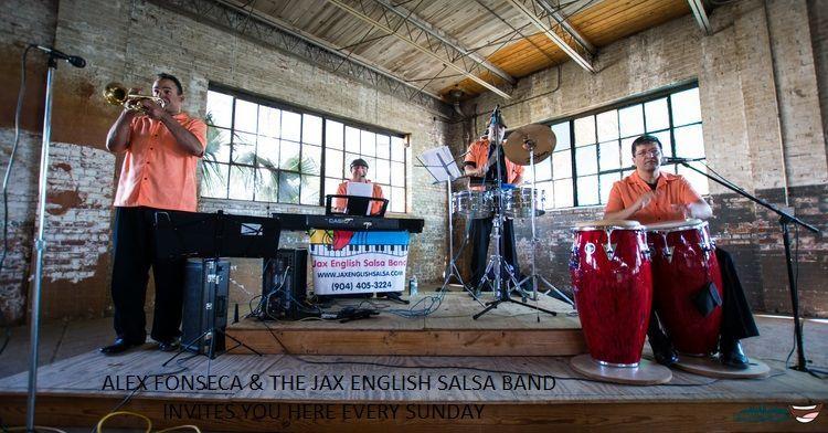 Jacksonville English Salsa Band