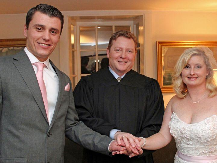 Tmx 1378324618021 Murphy Kurtishiwedding064 Cropped Hadlyme, CT wedding officiant