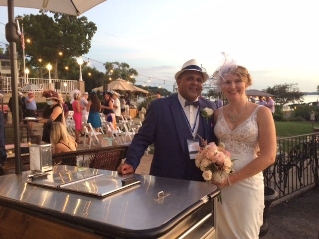 Outdoor Wedding, Lake Geneva