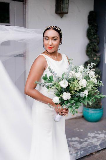 Bridal beaut