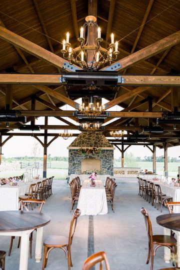 Barn Pavilion