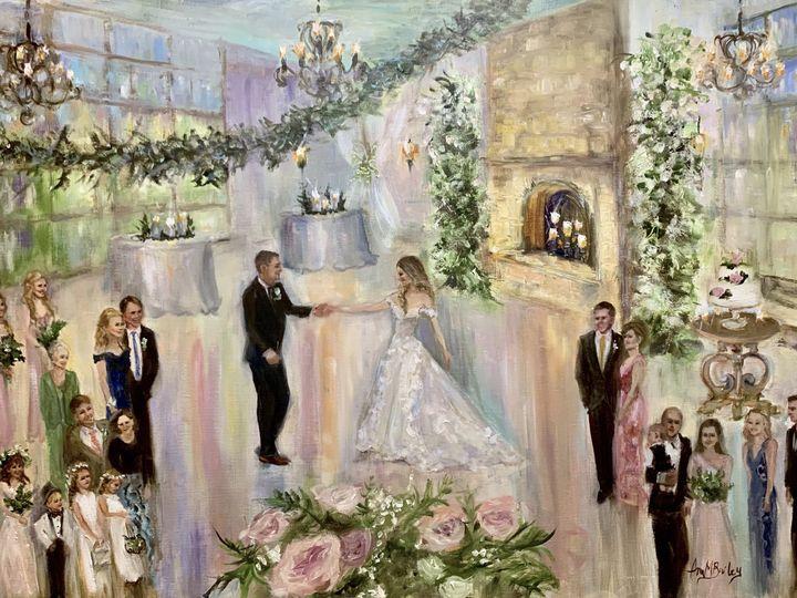 Tmx Ferris Wedding Nov 2020 Ann Bailey Live Painting 51 928311 161145371556558 Roswell, GA wedding favor