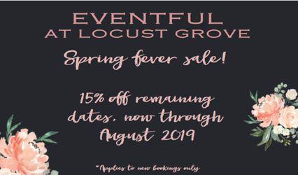 Eventful At Locust Grove 1
