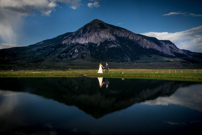 Mt. Crested Butte Wedding