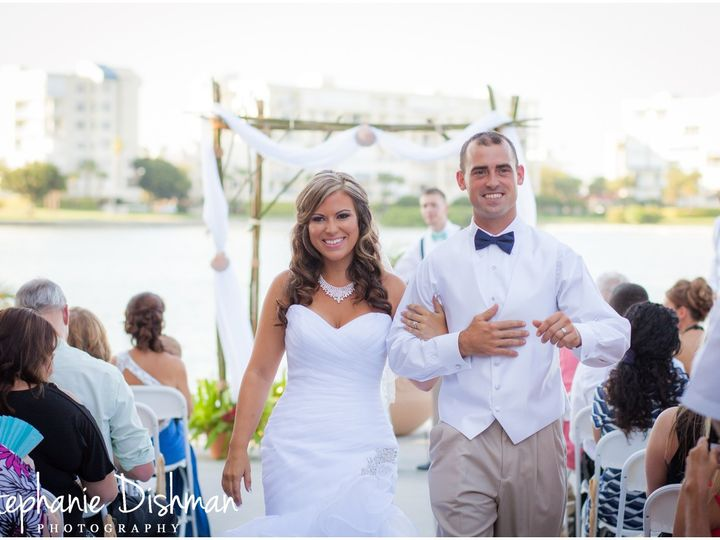 Tmx 1478795027794 Reagan Ceremony 193 Saint Petersburg, FL wedding venue