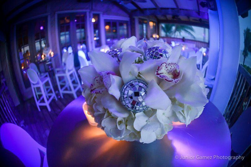Fancy table flowers