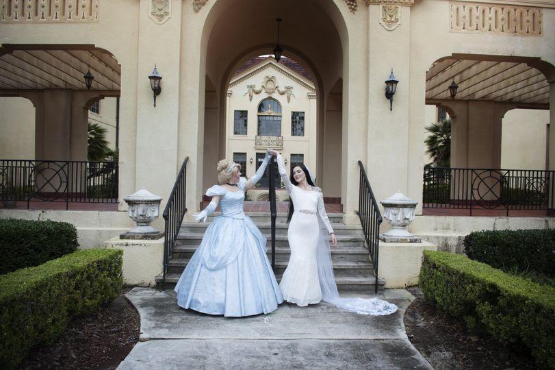 Thomas Center With Cinderella