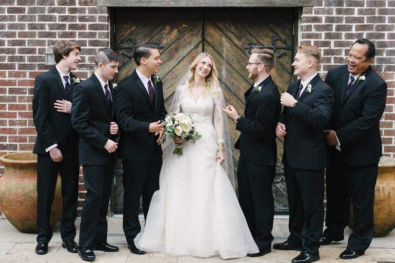 bridalparty molo wedding sarah street photography