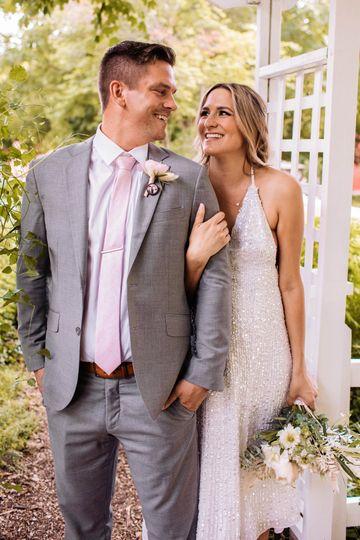 Haley & David Benson