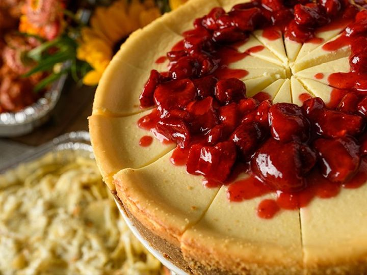 Tmx Up Catering Images Mar20 720x480 Cheesecake 51 1930411 158325704071393 Alton, IL wedding catering