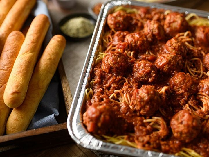 Tmx Up Catering Images Mar20 720x480 Spag Meatballs 51 1930411 158325704074385 Alton, IL wedding catering