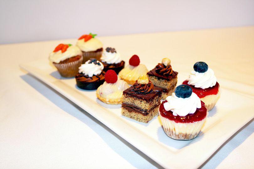 Mini Desserts
