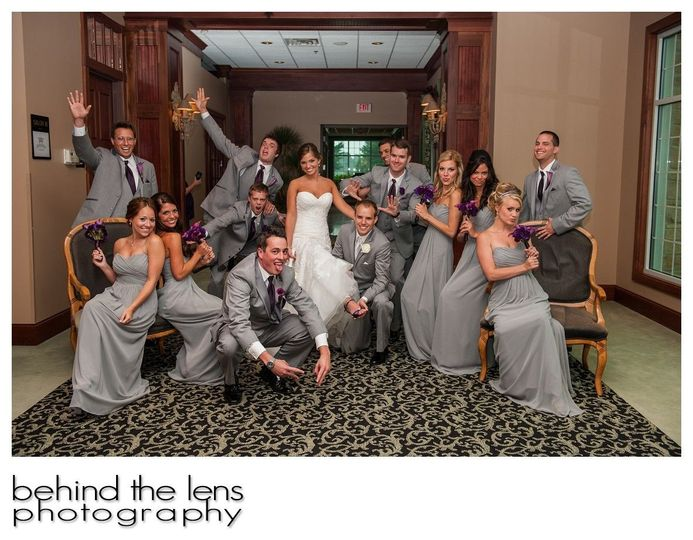 Behind the Lens Photography