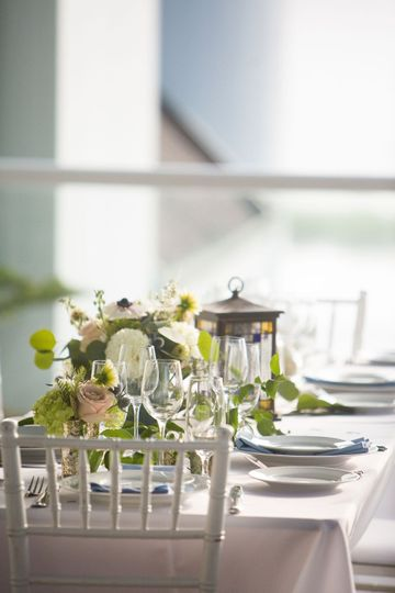 Oceanfront Table Scapes
