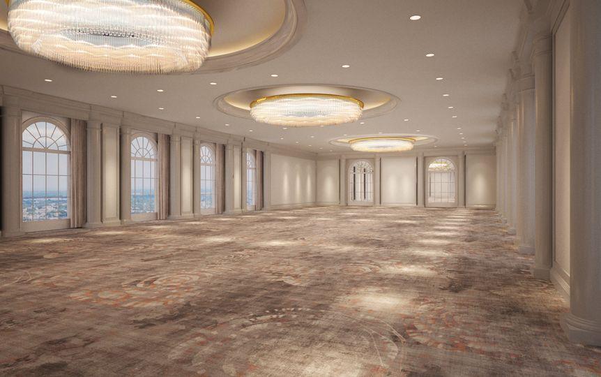 Transformed Grand Ballroom