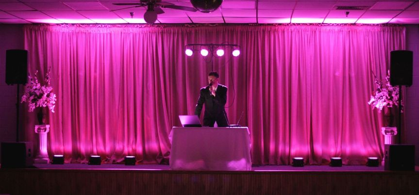 Party-Tyme Productions DJ & MC Services