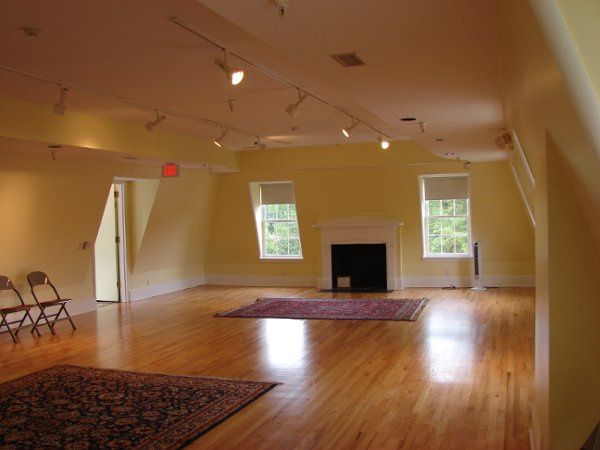 Third floor offers an ideal party setting