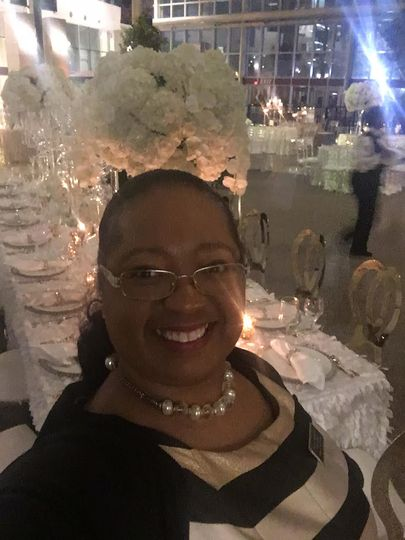 Cossie, Owner of 1 Elegant Event Wedding & Event Planning