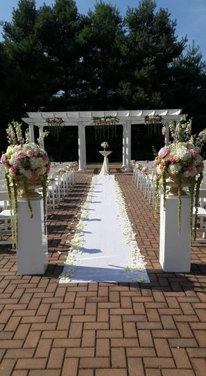 Outdoors ceremonies