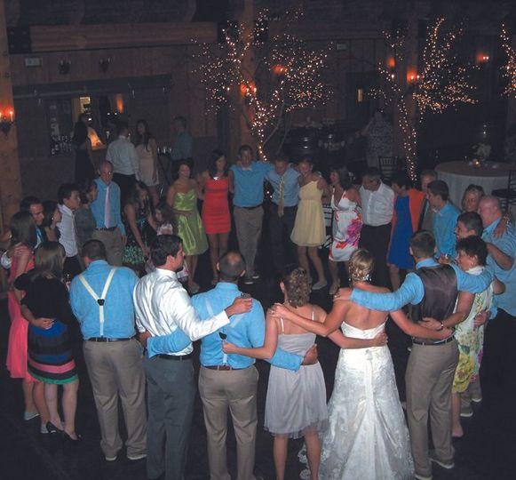 Springfield MO Wedding DJ