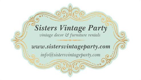 Sisters Vintage Party