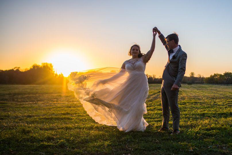 Cottage farm house wedding