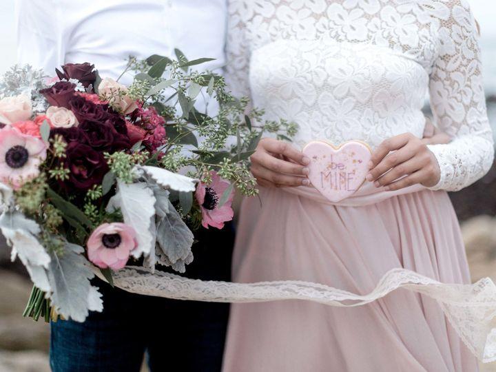 Tmx 1490064532996 17 2 Barkis Co Valentines Be Mine 25 Salinas, California wedding cake