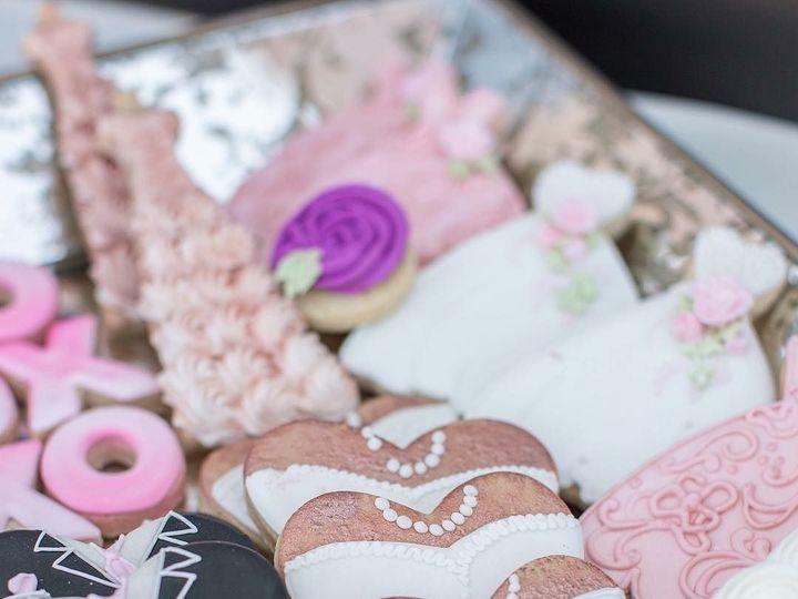Tmx 1517188048 275efdb6c4b35f1c 1517188046 Df34fbb6493137ad 1517188045583 4 IMG 20170918 19261 Salinas, California wedding cake