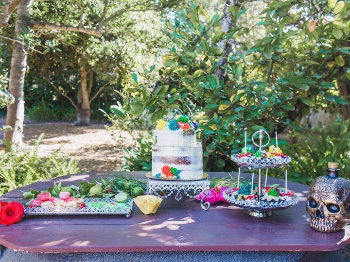 Tmx 1517188128 5c6ccf9738778ffe 1517188126 0dc6fa1ce749c450 1517188124513 6 1D4A2679 Salinas, California wedding cake