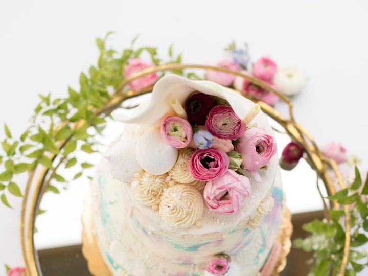 Tmx 1517188667 Bbcf797792b27c07 1517188664 63f1e76093a2f41b 1517188662373 18 Spring Wedding Sp Salinas, California wedding cake