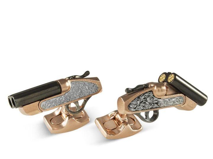 Tmx Movable Rose Gold And Gunmetal Shotgun Cufflinks 51 1068411 1562561070 Windermere, FL wedding dress